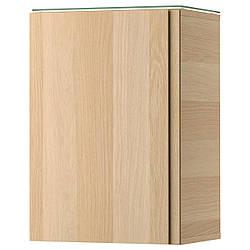 IKEA GODMORGON (603.304.32) Настенный шкаф с дверьми, окрашенный белым