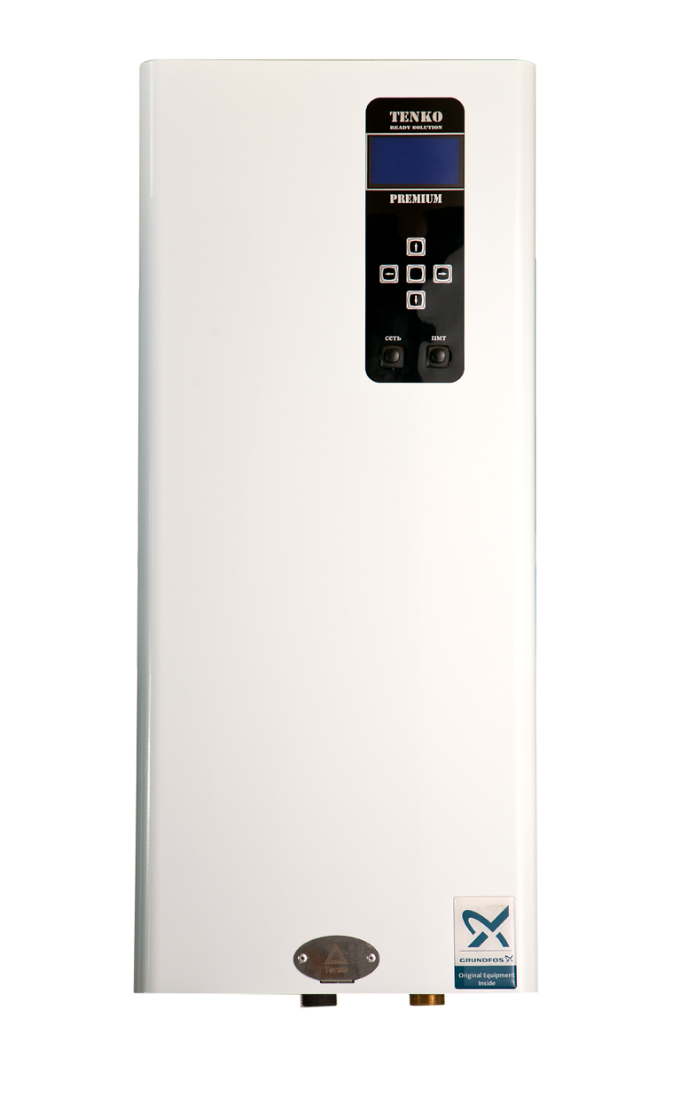 Электрические котлы Tenko Премиум 12 кВт, 380 V