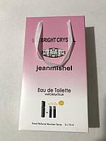 Мини духи в наборе jeanmishel Love Bright Crystal 45мл оптом