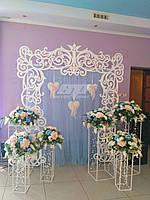 Стойки лофт, консоль (свадебные колоны, тумбы), свадебный декор, фото 1