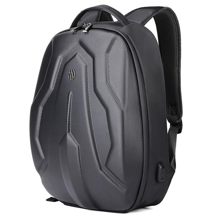 """Дизайнерский влагозащищенный 3D-рюкзак Arctic Hunter B00320, для ноутбука 15,6"""", 20л"""