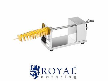 Машина для скрученого картоплі на паличці ROYAL, фото 2