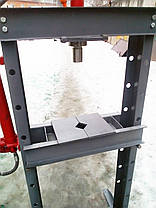 Пресс пневмогидравлический напольный 30 тонн эконом, фото 3