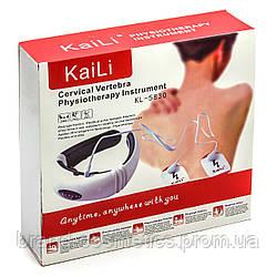 Массажер для шеи Kaili cervikal vertable kl-5830