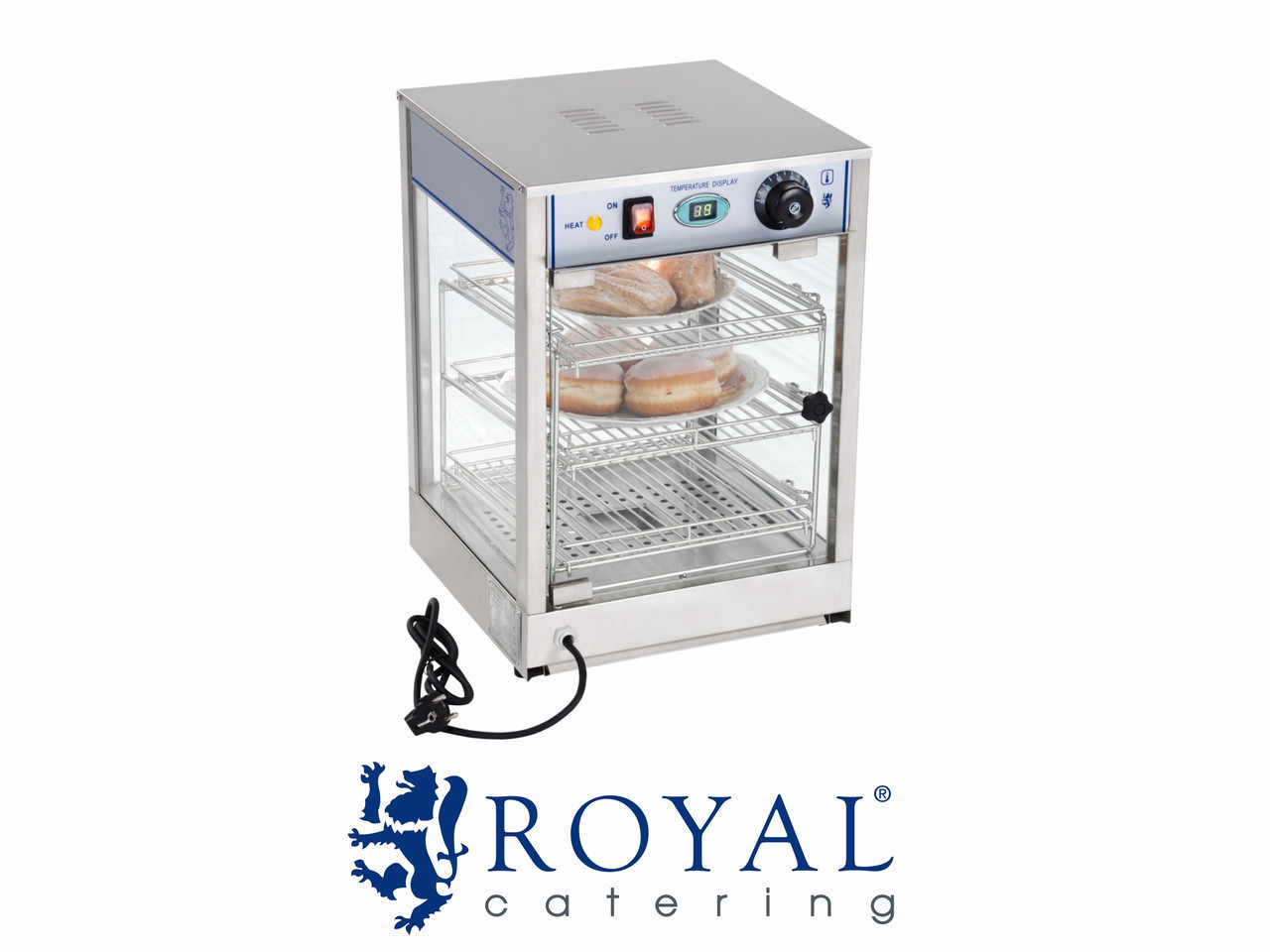 Пристрій для підтримки температури продуктів ROYAL