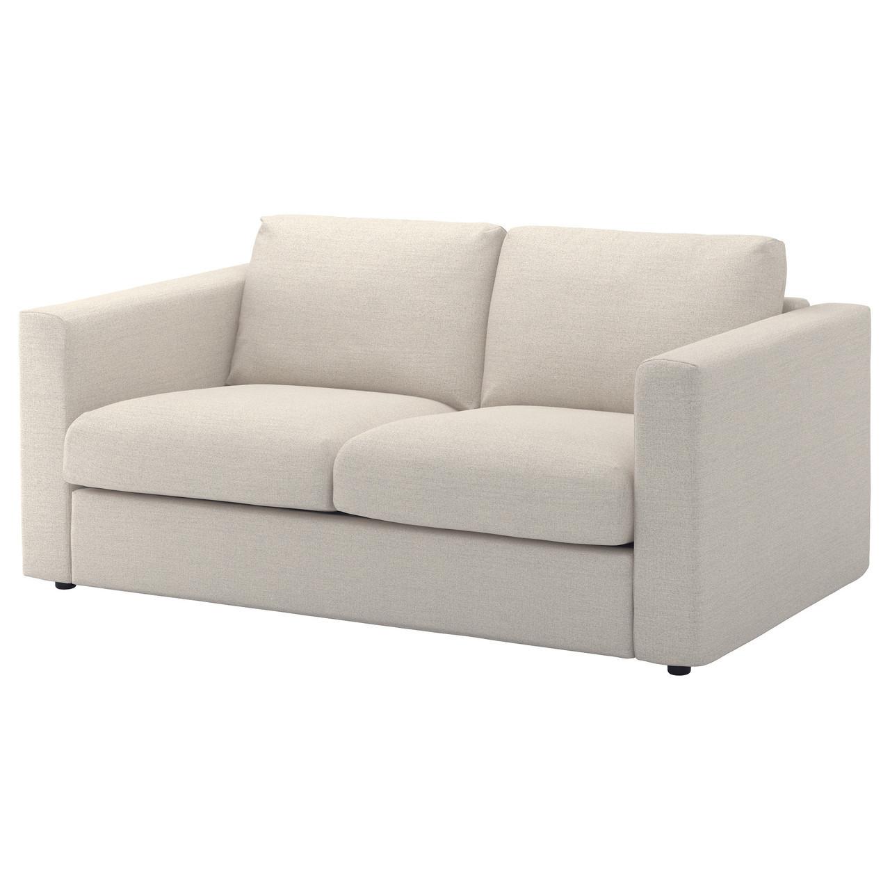 IKEA VIMLE (492.855.82) VIMLE 2-местный диван-кровать, Gunnared бежевый