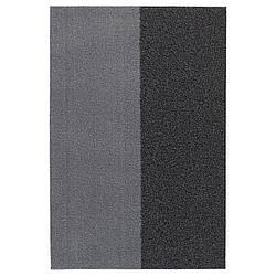 IKEA JERSIE (503.827.75) Придверный коврик, темно-серый