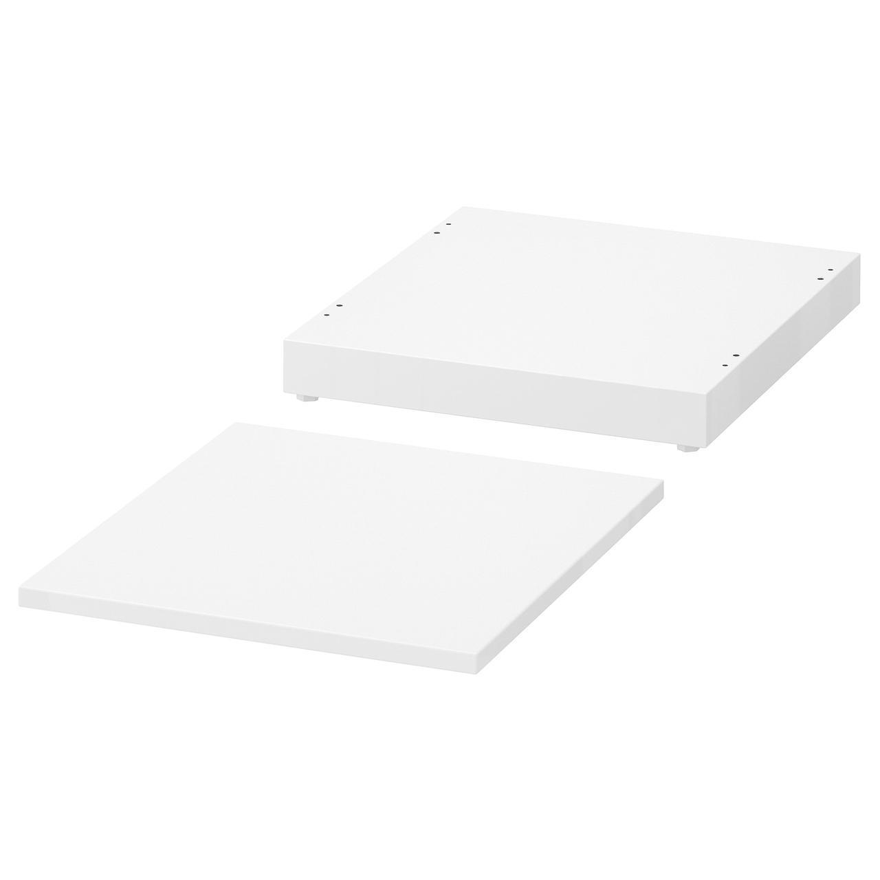 IKEA NORDLI (503.834.83) Верхняя панель и цоколь для модульного комода
