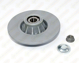 Тормозной диск задний с подшипником 280mm на Renault Trafic II 2001->2014 — ATE - 24.0112-0177.2