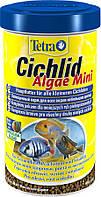 Корм для цихлид Tetra Cichlid Algae Mini 500 мл