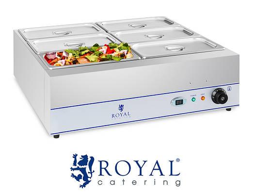 Обладнання для зберігання теплих страв ROYAL, фото 2
