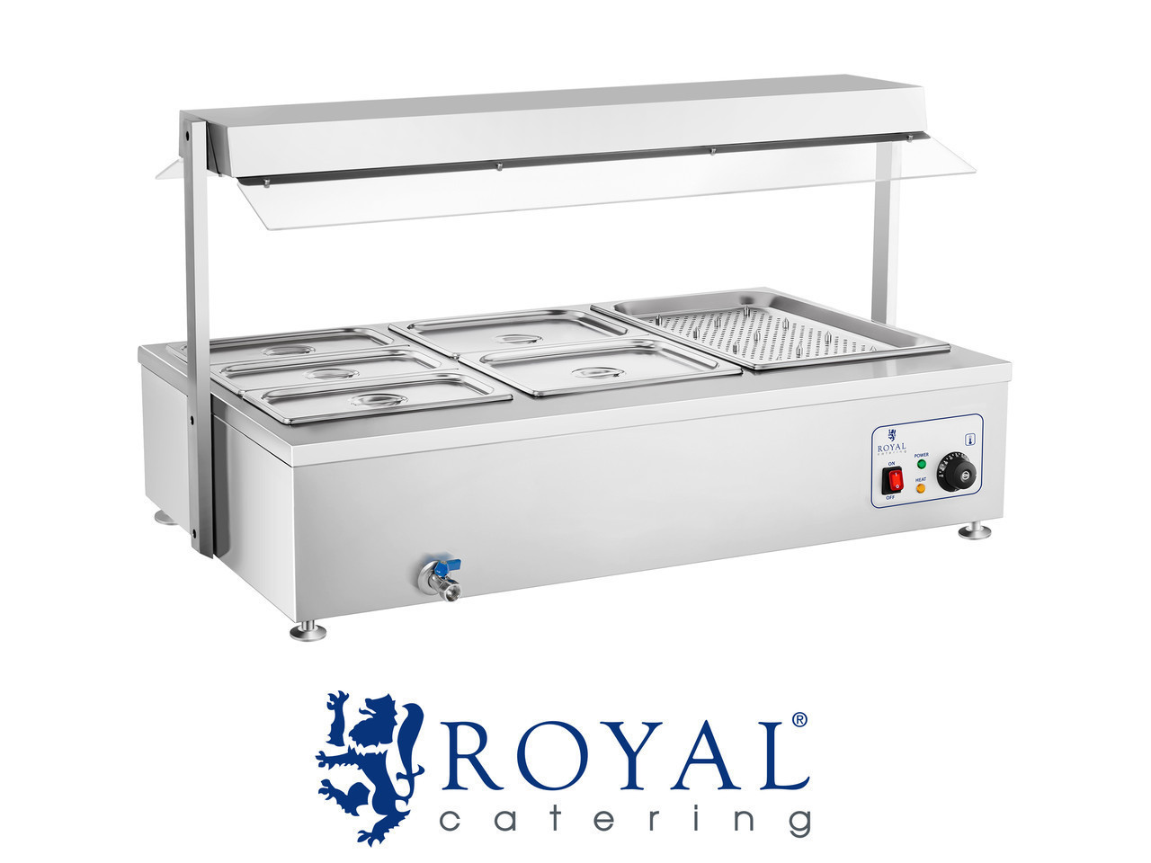Оборудование для сухого нагрева ROYAL