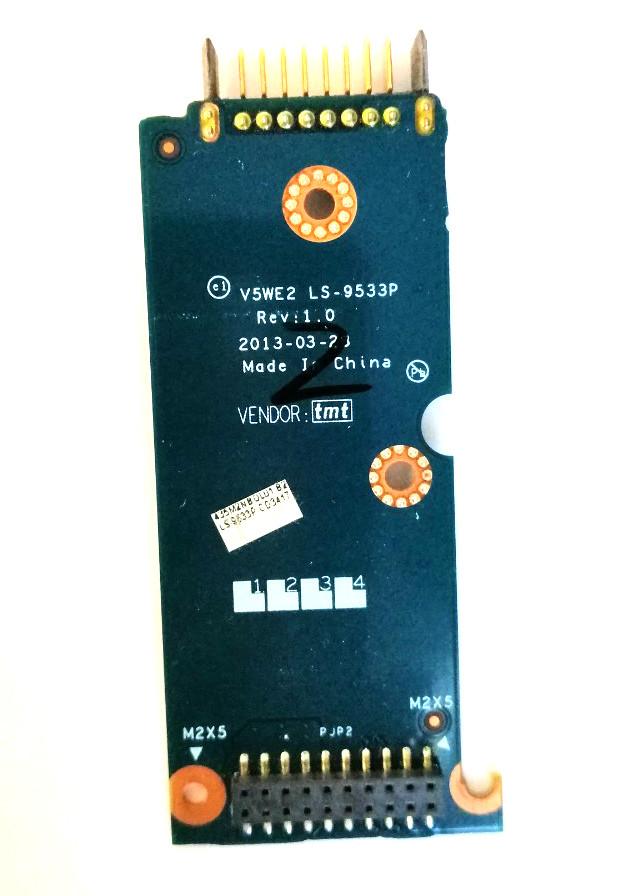 Плата-удлинитель аккум.батарей для ноутбука Acer Aspire E1-572