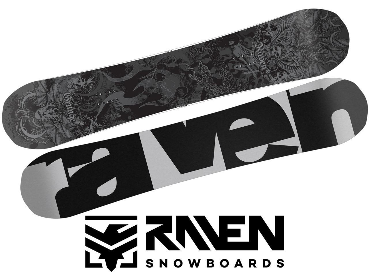 Сноуборд RAVEN GRUNGE 153 см