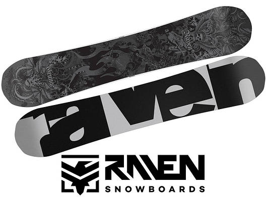 Сноуборд RAVEN GRUNGE 153 см, фото 2