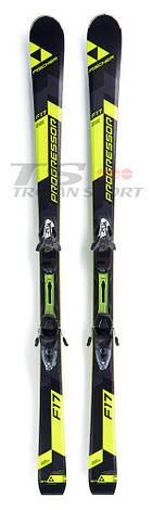 Лыжи FISCHER PROGRESSOR F17 167 см, фото 2