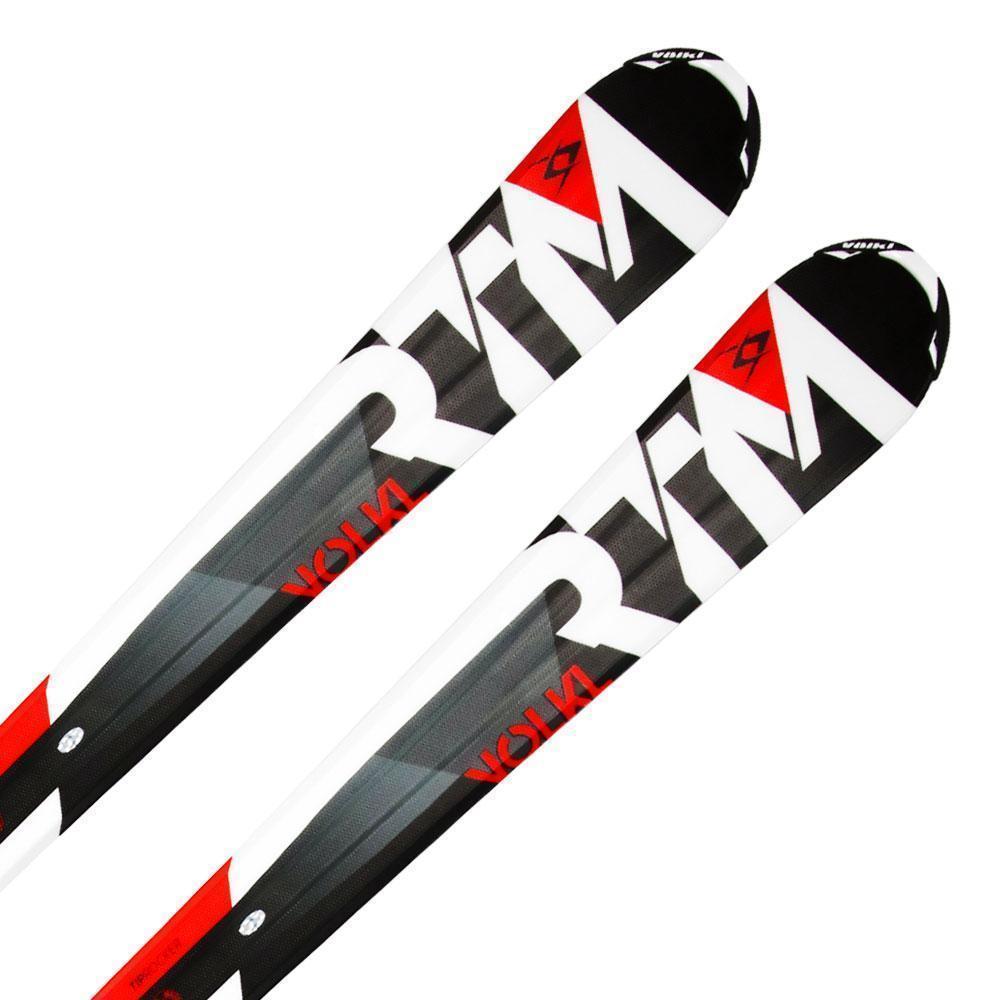 Лыжи FISCHER RTM 73 XTD 166 см
