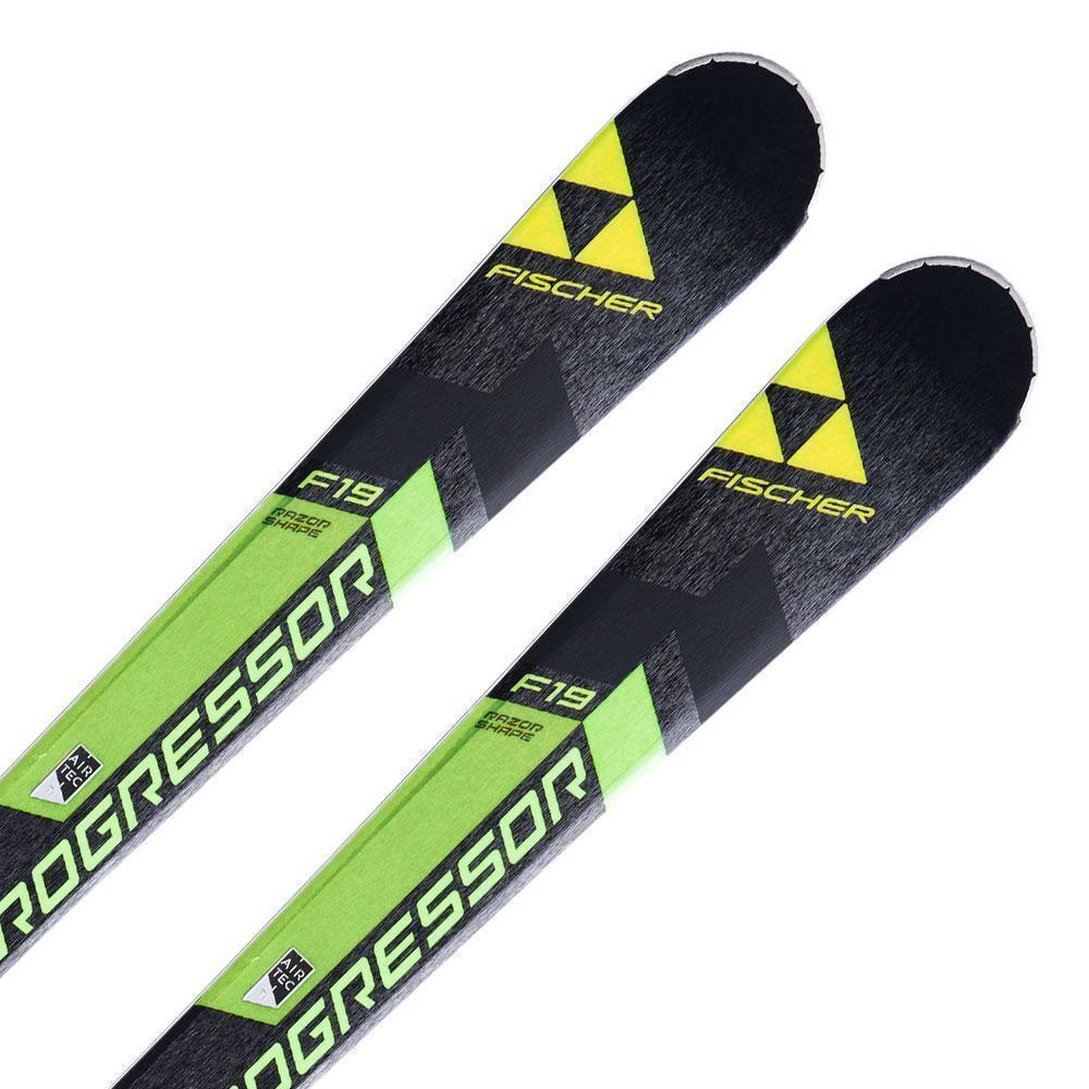 Лыжи FISCHER PROGRESSOR F19 170 см