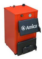 Amica Optima 18 кВт. котел твердотопливный стальной, фото 1