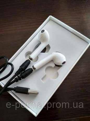 ... Беспроводные наушники HBQ I7 TWS White невидимые с гарнитурой Mic  Bluetooth для Iphone Android (2 ... 0dac3372addf3