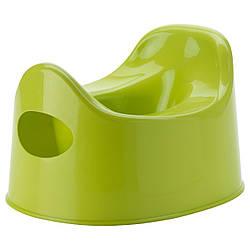 IKEA LILLA (301.931.63) Горшок, зеленый