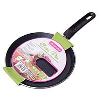 Сковорода блинная Kamille 24см с керамическим покрытием для индукции и газа KM-0605INKER, фото 1