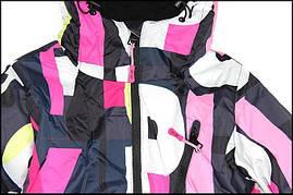 Лыжный костюм PINK-WHITE, фото 3