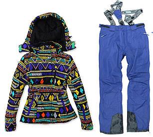 Лыжный костюм BLUE