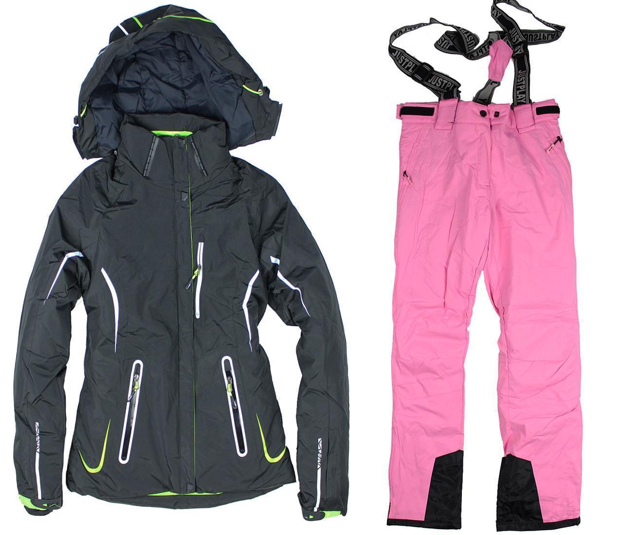 Лыжный костюм BLACK-PINK