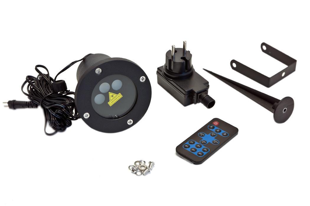 Лазерний проектор RGB PILOT