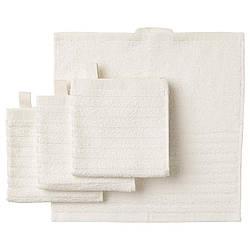 IKEA VAGSJON (103.509.98) Полотенце, белый