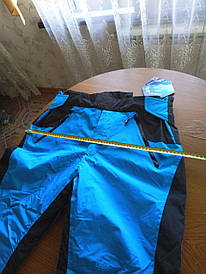 Лижні штани BLUE