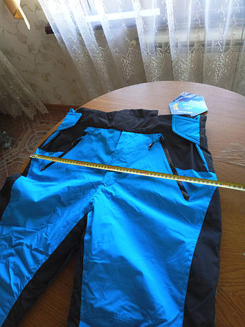 Лыжные штаны BLUE, фото 2