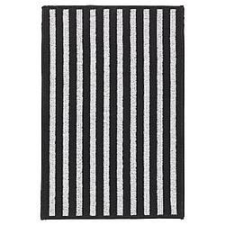 IKEA VINSTRUP (303.942.32) Придверный коврик, черный/серый