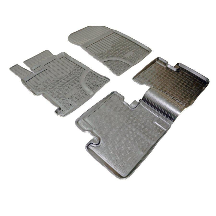 Коврики в салон для Honda Civic SD (12-) (полиур., компл - 4шт) NPA11-C30-120