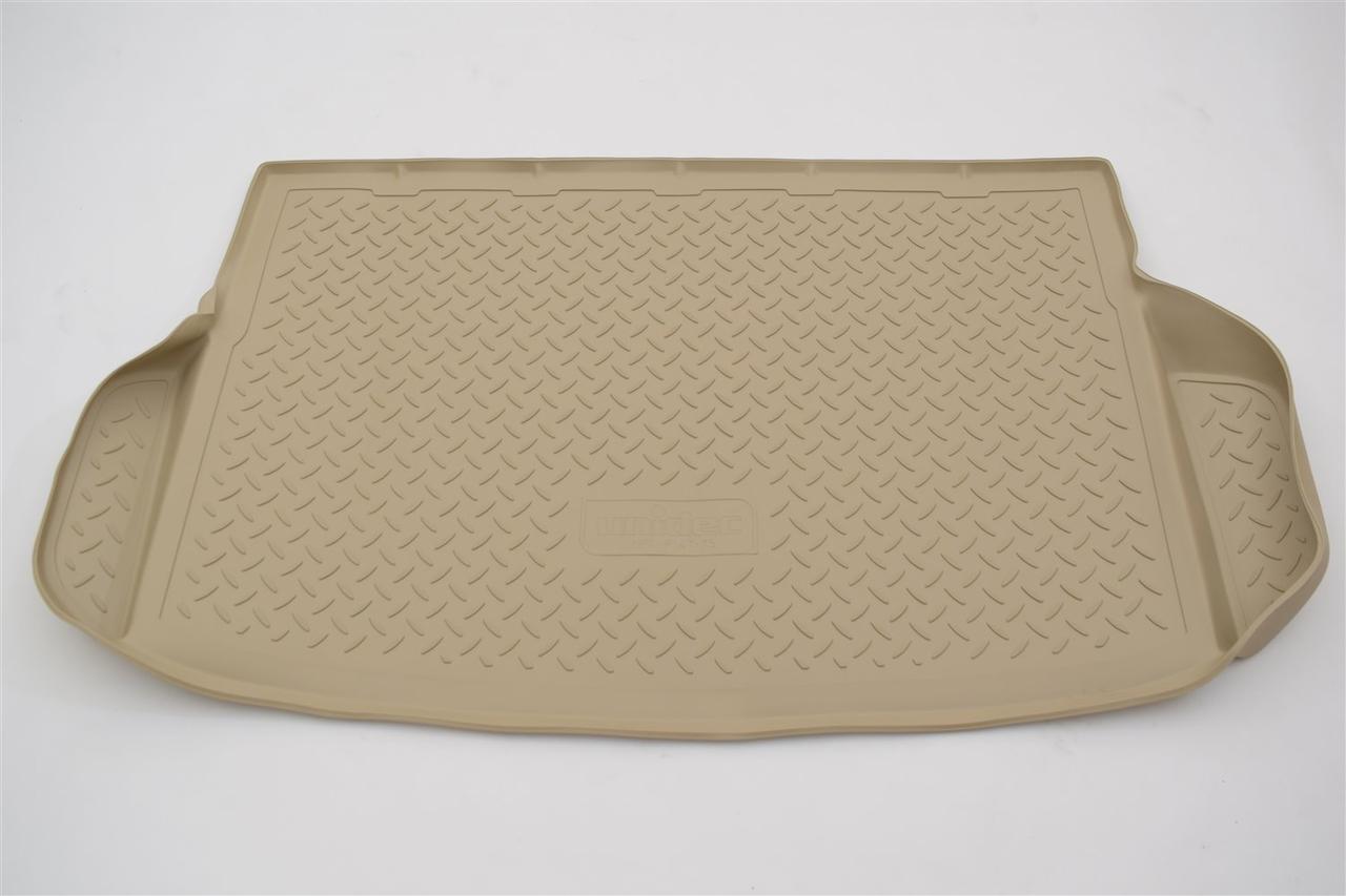 Коврик в багажник для Lexus RX (AL1) (09-) полиуретановый беж. NPL-P-47-75B