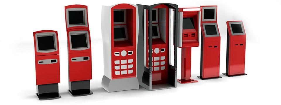 Платежные терминалы для банков