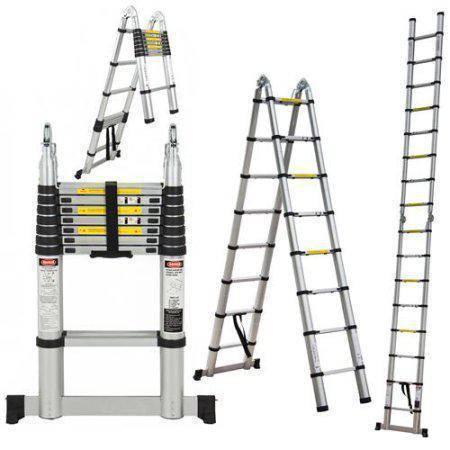 Раскладная лестница 3.8 м, фото 2
