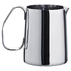 IKEA MATTLIG (501.498.43) Кувшин для вспенивания молока, нержавеющая сталь