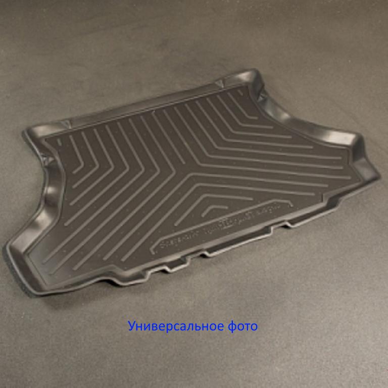 Коврик в багажник Chevrolet Rezzo (Tacuma) (00-08)