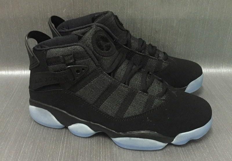 best value 5d1aa 5b514 Баскетбольные кроссовки Nike Air Jordan 6 Rings