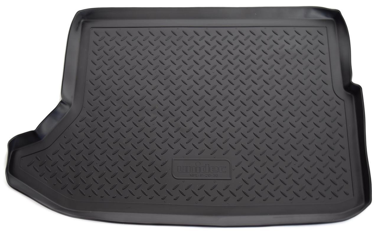 Коврик в багажник Dodge Caliber (06-) полиуретановый