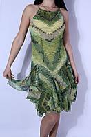 Сарафан женский зеленый BANDOLERA 2719