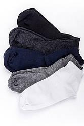 Носки женские №21P003 (Черный)