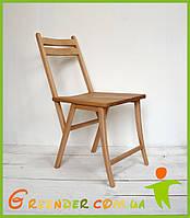 Стілець устечко / стул деревянный ручной работы БУК