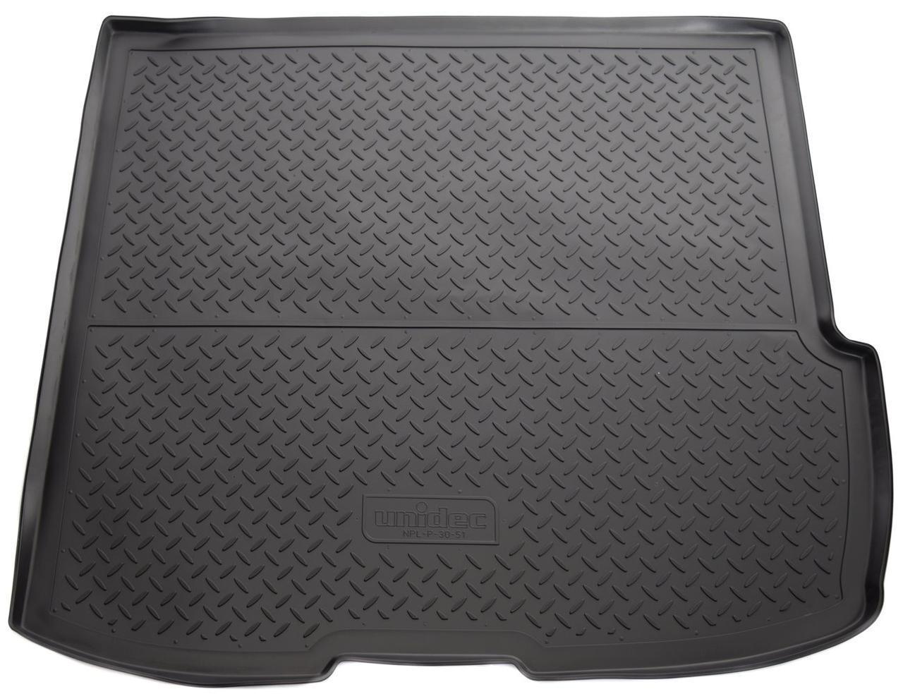 Коврик в багажник Honda Pilot 5мест (08-) полиуретановый