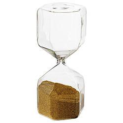 IKEA TILLSYN (603.486.20) Песочные часы декоративные, бесцветное стекло