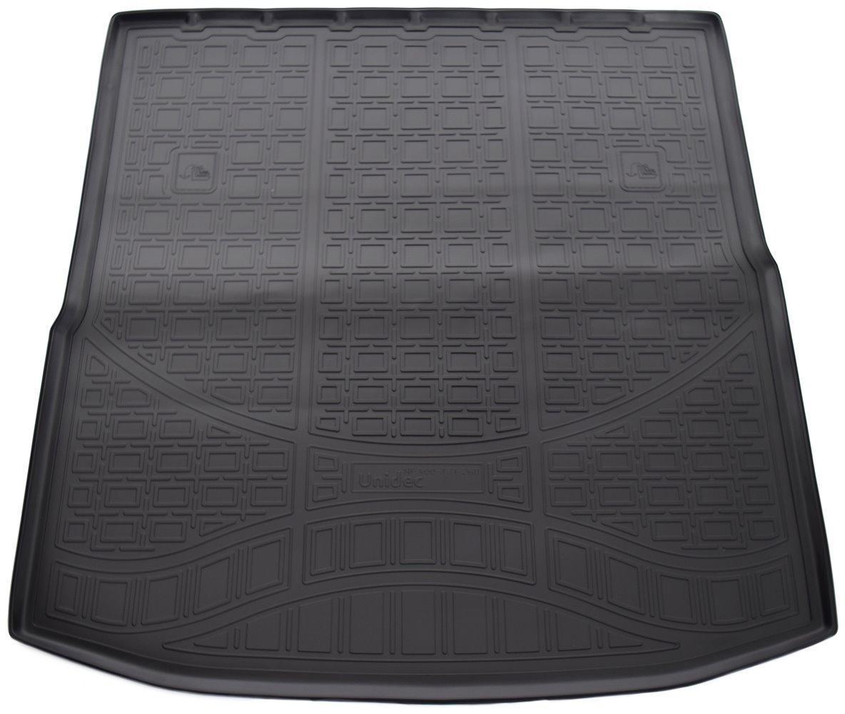Коврик в багажник Hyundai i40 (VF) WAG (11-) полиуретановый
