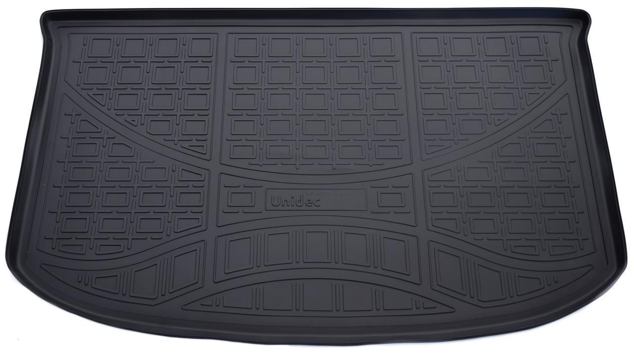 Коврик в багажник Kia Soul (PS) (13-) полиуретановый