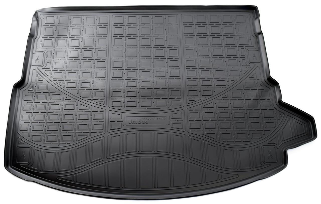 Коврик в багажник Land Rover Diskovery Sport (14-) полиуретановый